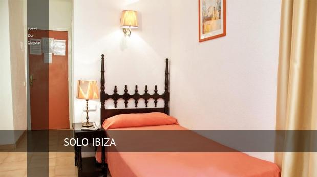 Hotel Don Quijote reservas