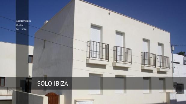 Apartamentos Duplex Sa Tanca