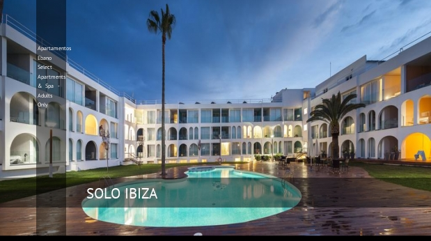 Apartamentos Ebano Select Apartments & Spa - Adults Only