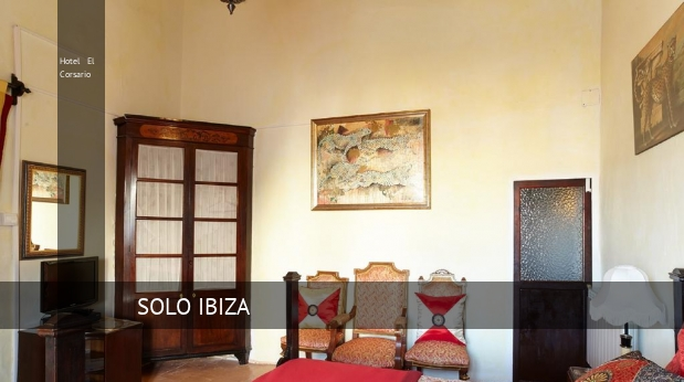 Hotel El Corsario reservas