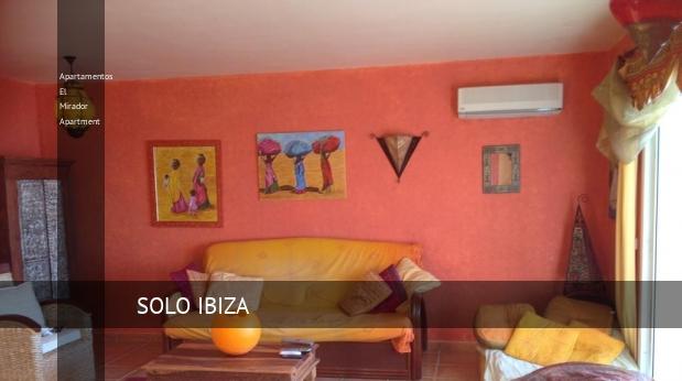 Apartamentos El Mirador Apartment opiniones