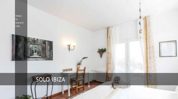 Hostal Es Joncaret Villa booking