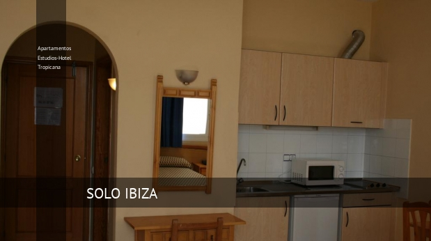 Apartamentos Estudios-Hotel Tropicana reservas