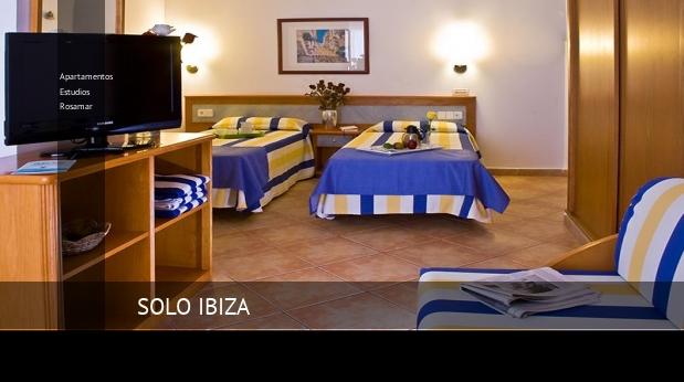 Apartamentos Estudios Rosamar booking