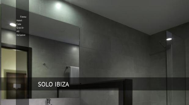 Fiesta Hotel Cala Gració- All Inclusive booking