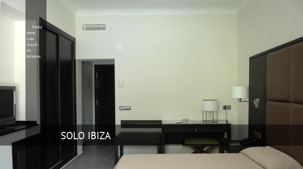 Fiesta Hotel Cala Gració- All Inclusive opiniones
