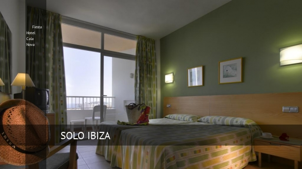 Fiesta Hotel Cala Nova reverva