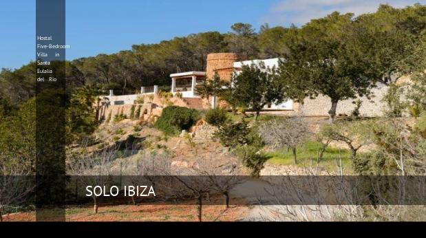 Hostal Five-Bedroom Villa in Santa Eulalia del Río opiniones