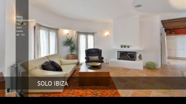 Hostal Five-Bedroom Villa in Santa Eulalia del Río