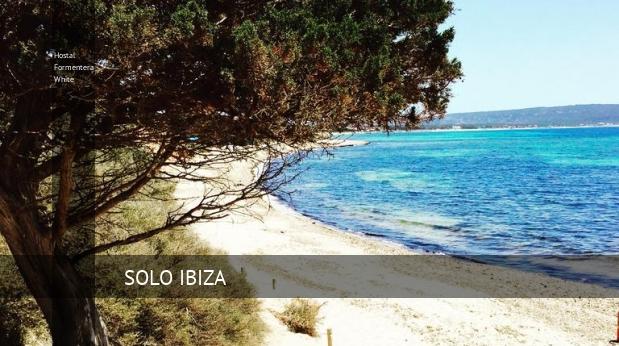Hostal Formentera White