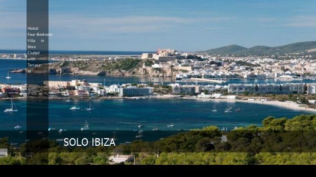 Hostal Four-Bedroom Villa in Ibiza Ciudad with Terrace III opiniones