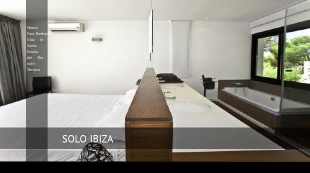 Hostal Four-Bedroom Villa in Santa Eulalia del Río with Terrace opiniones