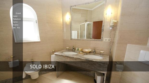 Grand Hotel Palladium Santa Eulalia del Río oferta