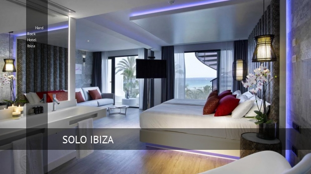 Hard Rock Hotel Ibiza opiniones