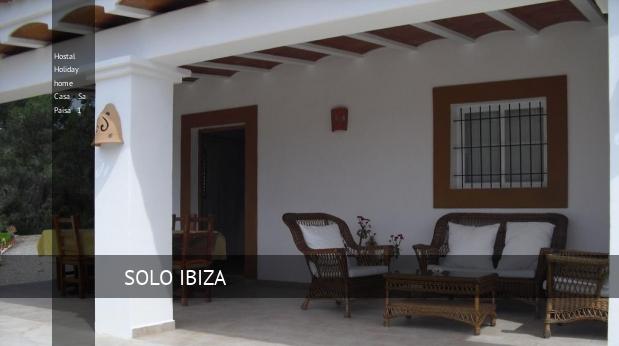 Hostal Holiday home Casa Sa Paisa 1 opiniones