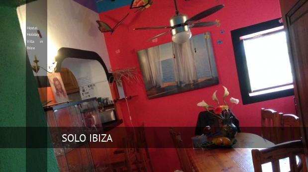 Hostal Holiday Villa in Ibiza reverva