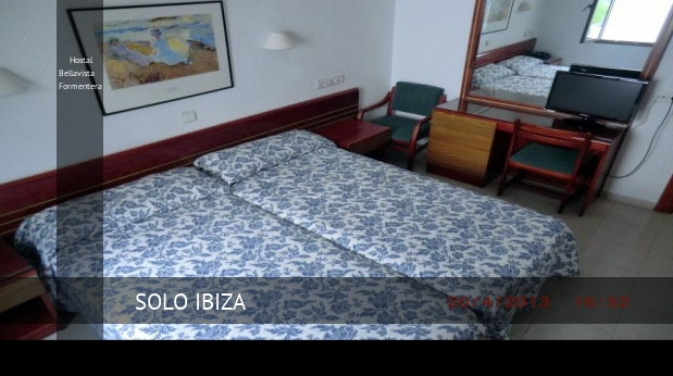 Hostal Bellavista Formentera booking