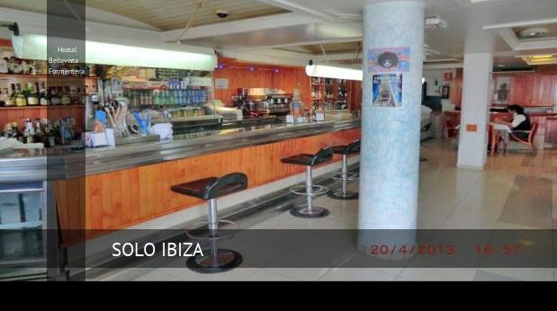 Hostal Bellavista Formentera opiniones