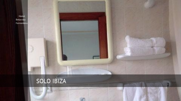 Hostal Bellavista Formentera reverva