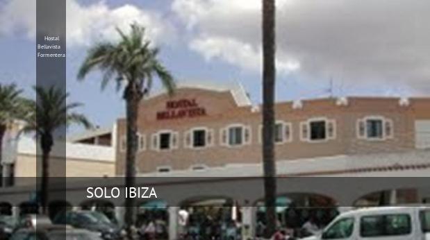 Hostal Hostal Bellavista Formentera