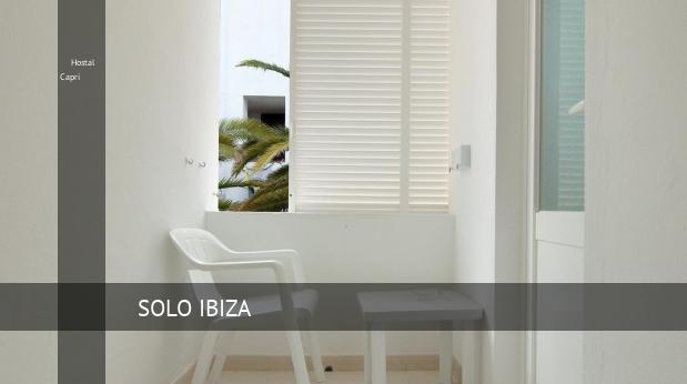 Hostal Capri booking