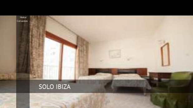 Hostal Cervantes booking