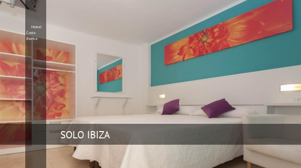 Hostal Costa Blanca booking