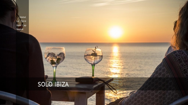 Hostal Hostal La Torre Ibiza Cap Negret