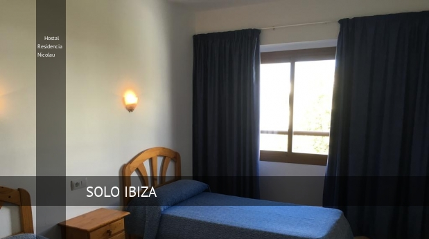 Hostal Residencia Nicolau booking