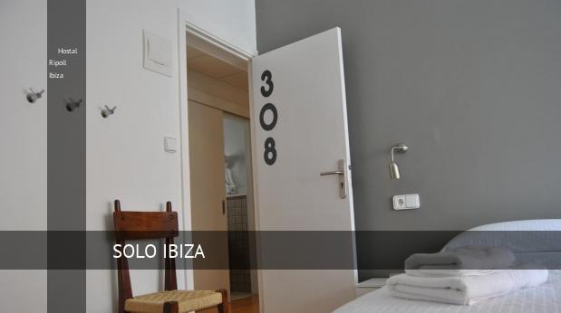 Hostal Ripoll Ibiza barato