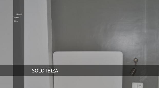 Hostal Ripoll Ibiza reservas