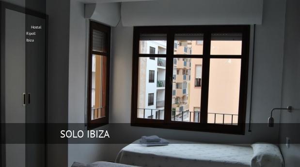 Hostal Ripoll Ibiza reverva
