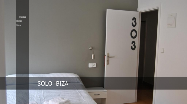 Hostal Hostal Ripoll Ibiza