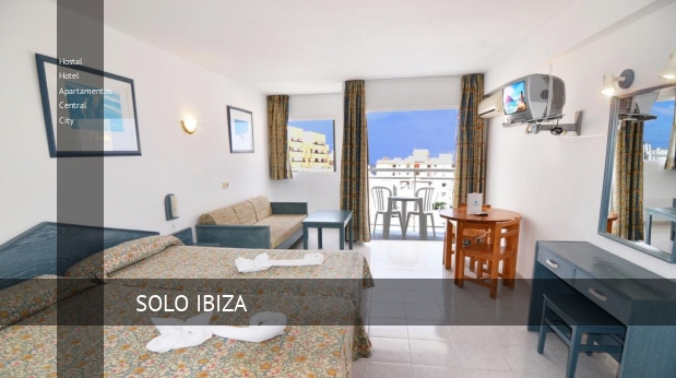 Hostal Hotel Apartamentos Central City booking
