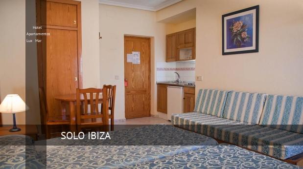 Hotel Apartamentos Lux Mar reverva