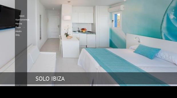 Hotel Apartamentos Marina Playa - Solo Adultos opiniones