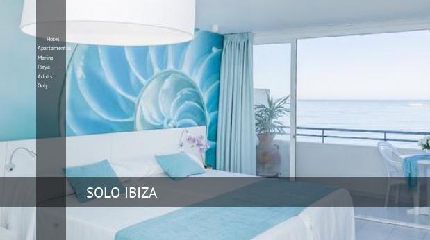 Apartamentos Hotel Apartamentos Marina Playa - Adults Only