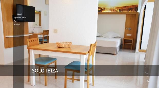 Hotel Apartamentos San Marino barato