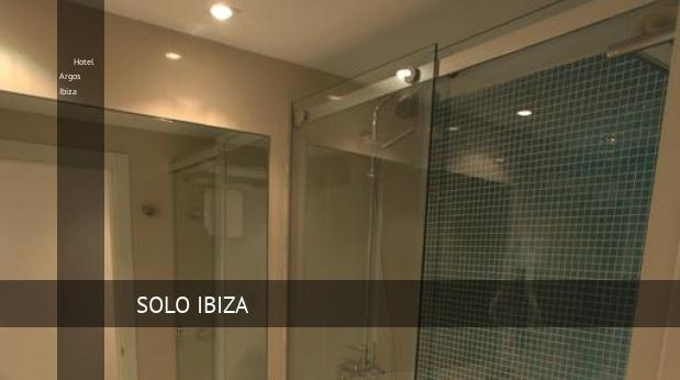 Hotel Argos Ibiza oferta