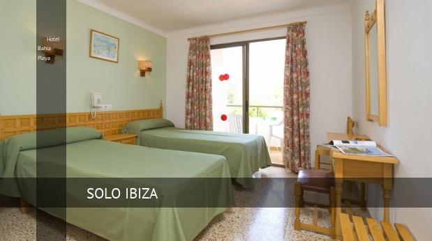 Hotel Bahia Playa opiniones