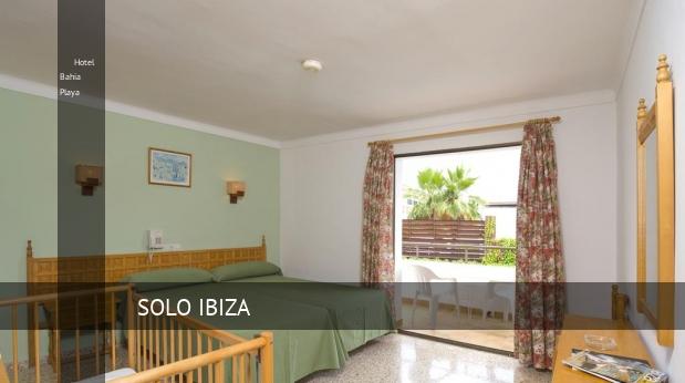 Hotel Bahia Playa reverva