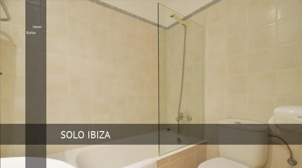 Hotel Bahía opiniones