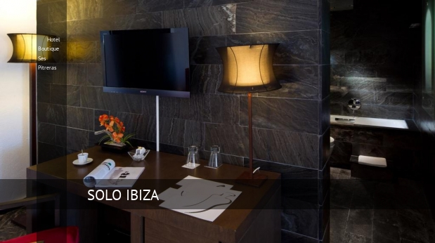 Hotel Boutique Ses Pitreras booking