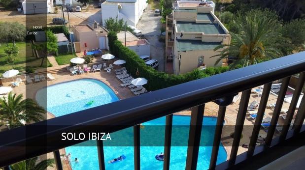 Hotel Caribe reservas