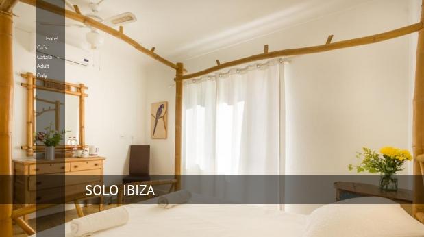 Hotel Ca´s Catala - Solo Adulto reverva