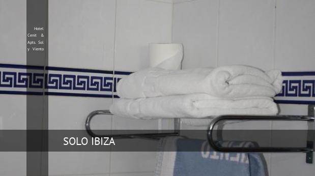 Hotel Cenit & Apts. Sol y Viento barato