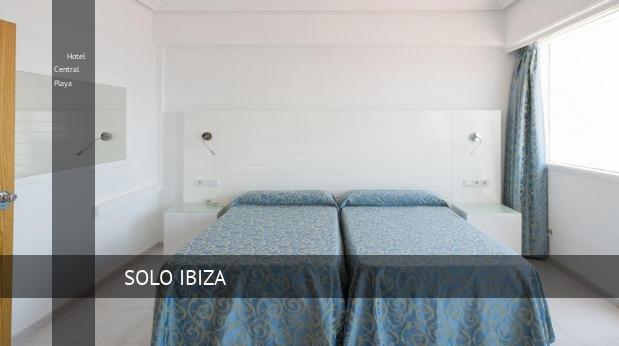 Hotel Central Playa reverva