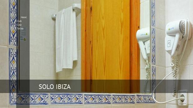 Hotel Club Cala Tarida baratos