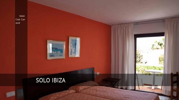 Hotel Club Can Jordi reverva
