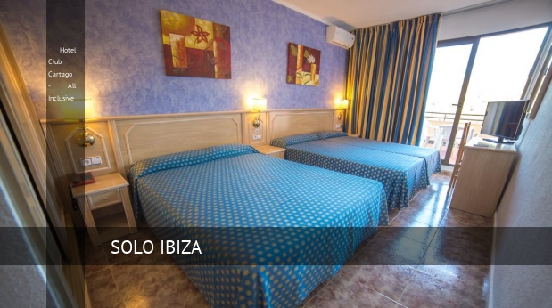 Hotel Club Cartago - All Inclusive booking